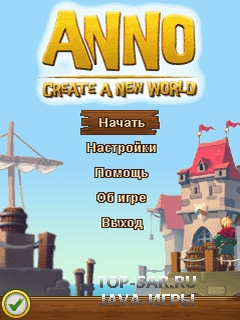 ANNO:Create a New World