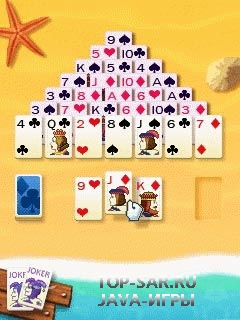 Party Island Solitaire 16 Pack
