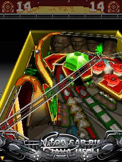 3D TimeShock Pinball