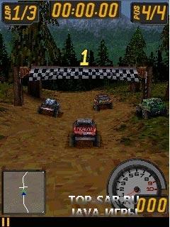 FlatOut Racing 3D
