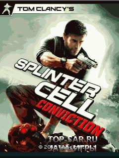 Splinter Cell Conviction сплинтер целл