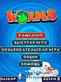 Worms 2010 червяки