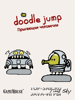 Doodle Jump Deluxe дудл джамп делюкс