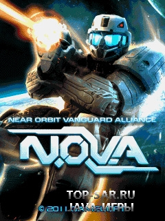 NOVA Near Orbit Vanguard Alliance нова