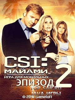 CSI Miami Episode 2