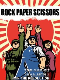 Камень Ножницы Бумага кнб rock paper scissors