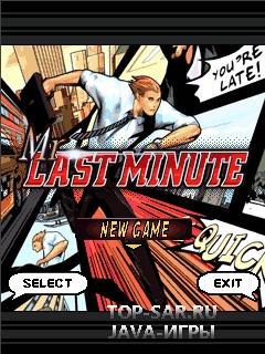Mister Last Minute