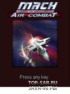 MACH Air Combat