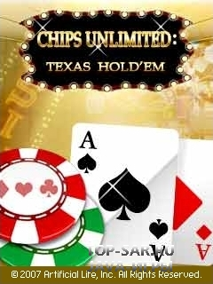 Chips Unlimited Texas Holdem