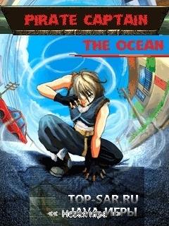 Pirate Captain The Ocean